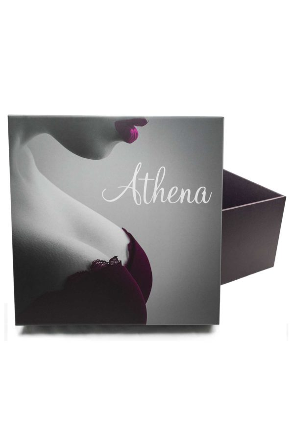 Divine Collection Athena breastplate packaging