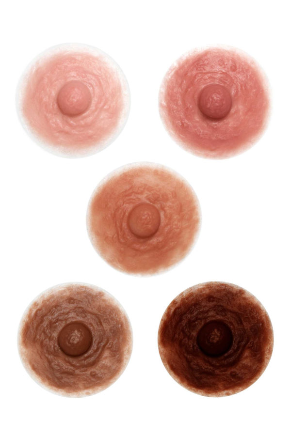 Divine Collection Nipple colors