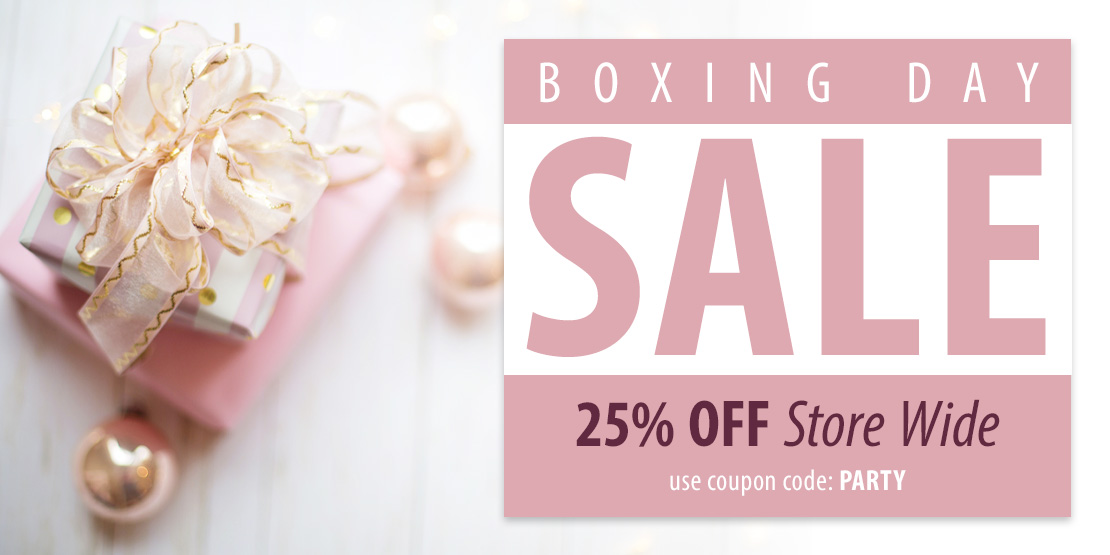 Save 25% with TrueKare's Boxing Day Sale